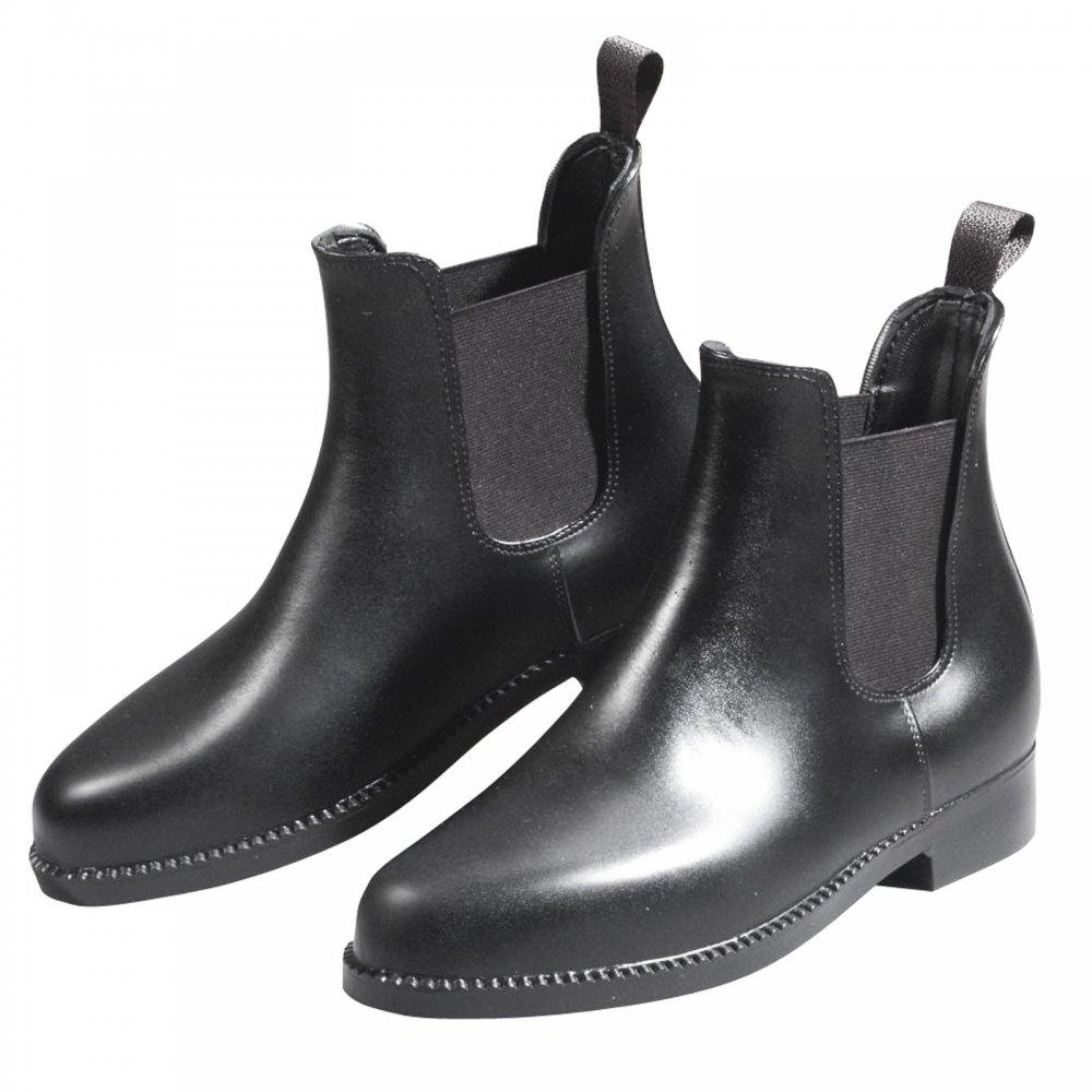 48a6ff003b6 Jezdecké boty PVC perka - Jezdecké potřeby